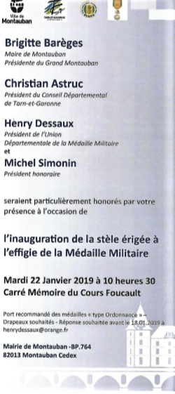 2018 12 30 Stele Medaille militaire